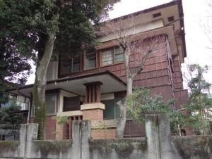 昭和4年建築の文化住宅